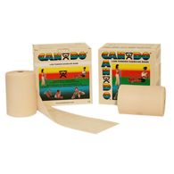 CanDo Low Powder Exercise Bands-Twin-Pak-100 Yards/Pack