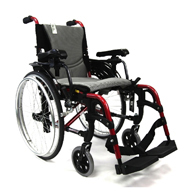 Karman S-Ergo 305 Lightweight Wheelchair w/ Adjustable Seat Height